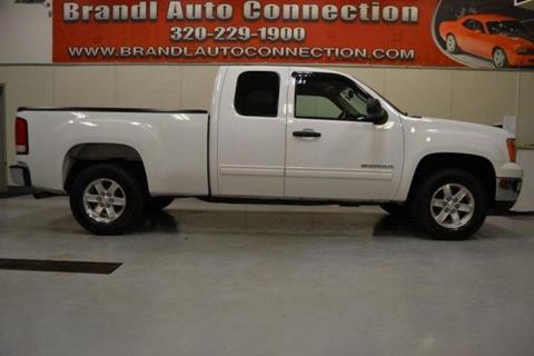 2011 GMC Sierra 1500 for sale in Little Falls, MN