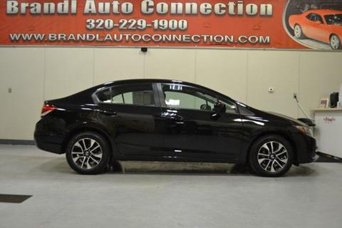 2014 Honda Civic for sale in Little Falls, MN