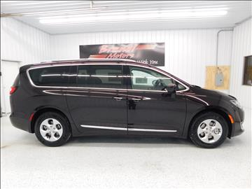 2017 Chrysler Pacifica for sale in Little Falls, MN