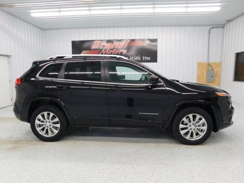 2017 Jeep Cherokee for sale in Little Falls, MN