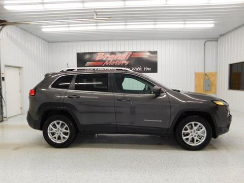 2018 Jeep Cherokee for sale in Little Falls, MN