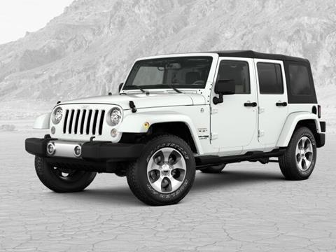 2018 Jeep Wrangler Unlimited for sale in Little Falls, MN