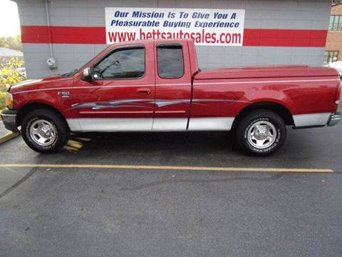 2002 Ford F-150 for sale in Oswego, IL