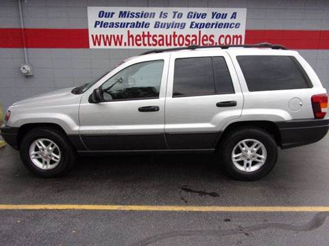 2003 Jeep Grand Cherokee for sale in Oswego, IL