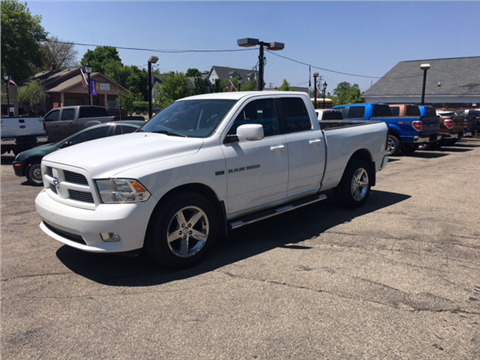 2012 RAM Ram Pickup 1500 for sale in South Lyon, MI