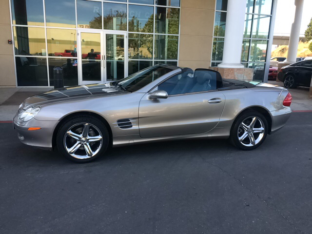 2004 mercedes benz sl class sl500 2dr convertible in sacramento ca. Cars Review. Best American Auto & Cars Review