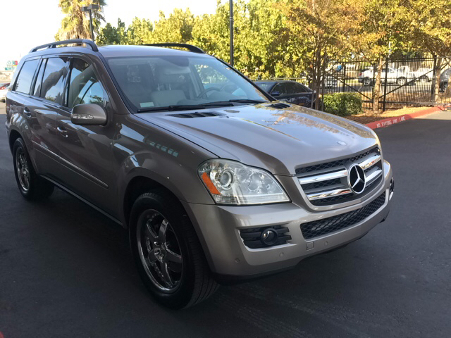 2007 mercedes benz gl class awd gl450 4matic 4dr suv in sacramento ca. Cars Review. Best American Auto & Cars Review