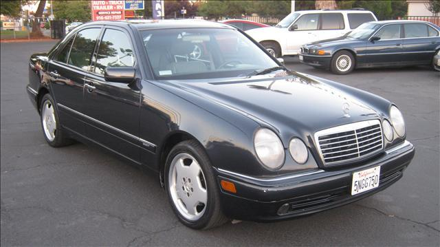 Used cars sacramento used pickup trucks carmichael for 1997 mercedes benz e class
