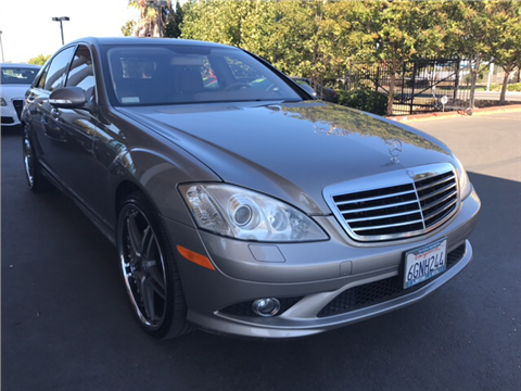 2008 Mercedes-Benz S-Class for sale in Sacramento, CA