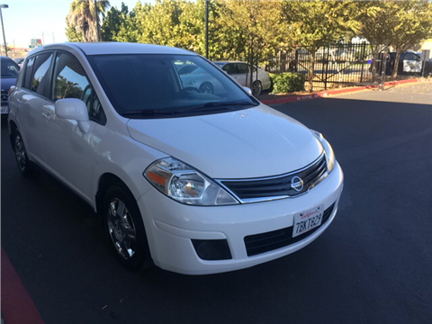 2012 Nissan Versa for sale in Sacramento, CA