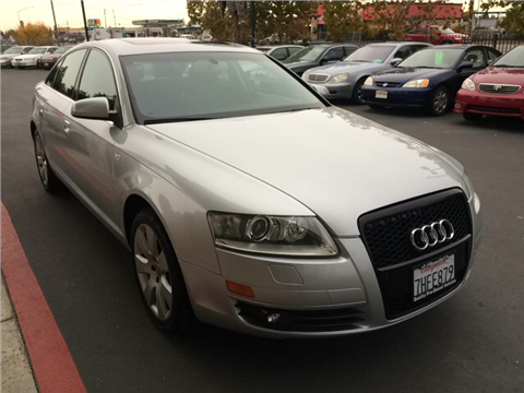 2005 Audi A6 for sale in Sacramento, CA