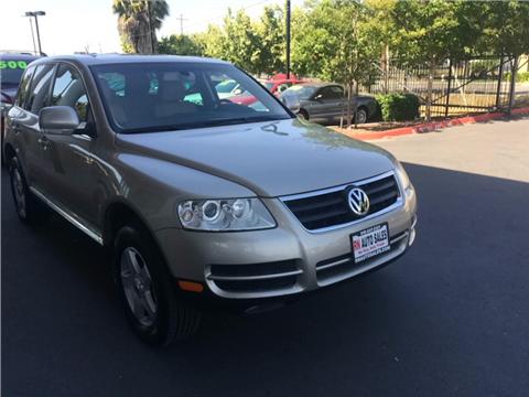 2006 Volkswagen Touareg for sale in Sacramento, CA