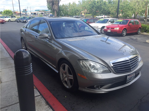 2008 mercedes benz s class for sale sacramento ca for Low price mercedes benz
