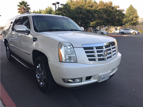 2007 Cadillac Escalade ESV for sale in Sacramento, CA
