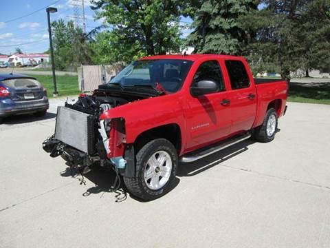 2013 Chevrolet Silverado 1500 for sale in Bruce Township, MI