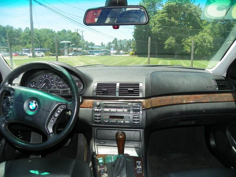 2003 BMW 3 Series 325i 4dr Sedan - Greensboro NC