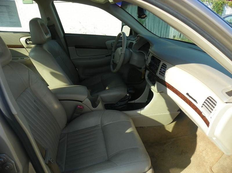 2002 Chevrolet Impala LS 4dr Sedan - Greensboro NC