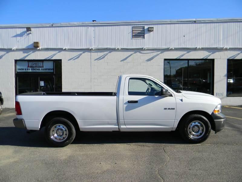 2010 dodge ram pickup 1500 4x2 st 2dr regular cab 8 ft lb pickup in plaistow nh megastore. Black Bedroom Furniture Sets. Home Design Ideas