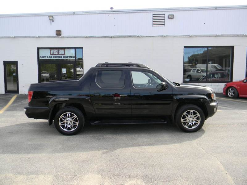2011 honda ridgeline 4x4 rtl 4dr crew cab in plaistow nh. Black Bedroom Furniture Sets. Home Design Ideas