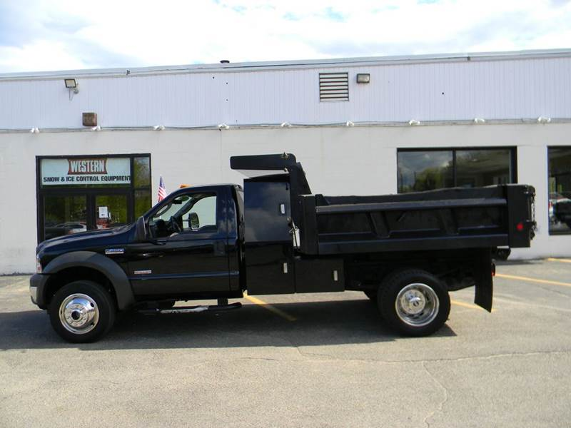 2005 ford f 450 super duty xl dump 4x4 in plaistow nh. Black Bedroom Furniture Sets. Home Design Ideas