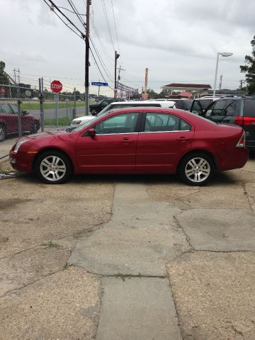 2009 FORD FUSION V6 SEL red abs brakesair conditioningalloy wheelsamfm radioanti-brake system
