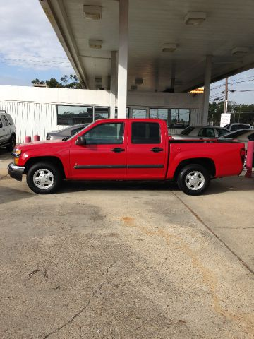 2008 CHEVROLET COLORADO LT1 CREW CAB 2WD red abs brakesair conditioningalloy wheelsamfm radio