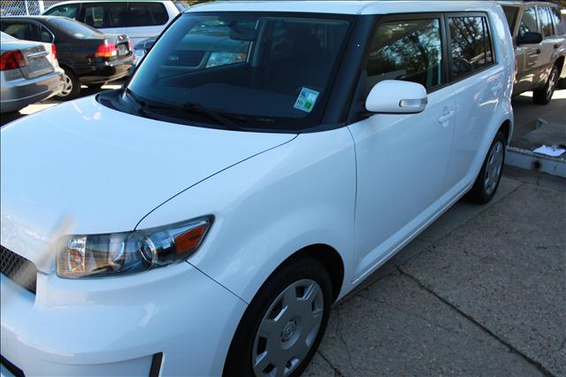 2008 SCION XB WAGON white abs brakesair conditioningamfm radioanti-brake system 4-wheel absb