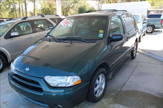 2001 NISSAN QUEST SE green abs brakesair conditioningalloy wheelsamfm radioanti-brake system