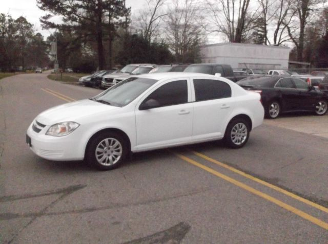 2010 CHEVROLET COBALT LS SEDAN white air conditioningamfm radioanti-brake system non-abs  4-w