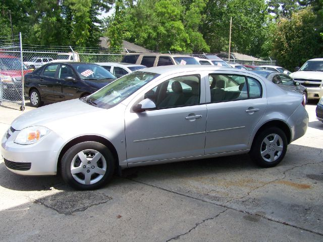 2007 CHEVROLET COBALT LT1 SEDAN silver air conditioningamfm radioanti-brake system non-abs  4