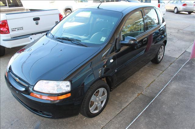 2008 CHEVROLET AVEO5 LS black air conditioningamfm radioanti-brake system non-abs  4-wheel ab
