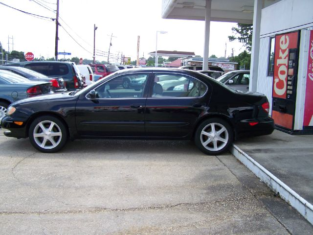 2003 INFINITI I35 LUXURY black abs brakesair conditioningalloy wheelsamfm radioanti-brake sys
