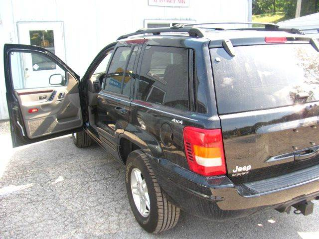 2000 Jeep Grand Cherokee 4dr Limited 4WD SUV - Union MO
