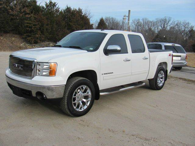2008 gmc sierra 1500 slt pickup crew cab 4dr 4wd in union mo dons used cars. Black Bedroom Furniture Sets. Home Design Ideas
