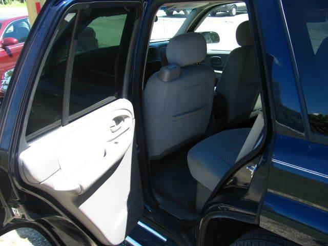 2008 Chevrolet TrailBlazer 4x4 LS Fleet1 4dr SUV - Union MO