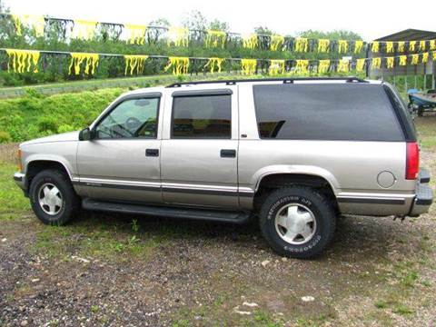 used 1999 chevrolet suburban for sale. Black Bedroom Furniture Sets. Home Design Ideas