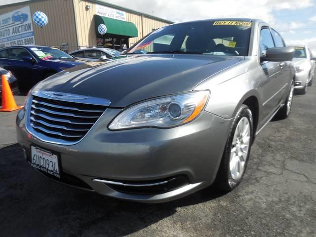 2012 Chrysler 200 for sale in Pittsburg CA