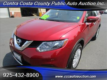 2015 Nissan Rogue for sale in Pittsburg, CA