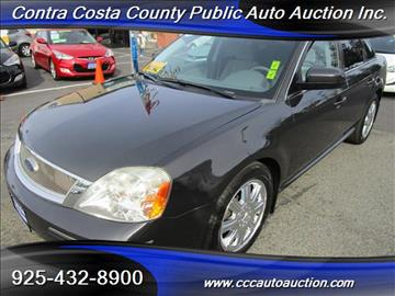 2007 Ford Five Hundred for sale in Pittsburg, CA