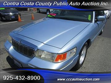 1999 Mercury Grand Marquis for sale in Pittsburg, CA