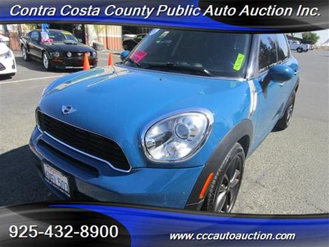 2011 MINI Cooper Countryman for sale in Pittsburg, CA