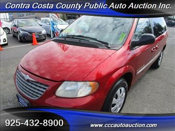 2001 Chrysler Voyager for sale in Pittsburg, CA