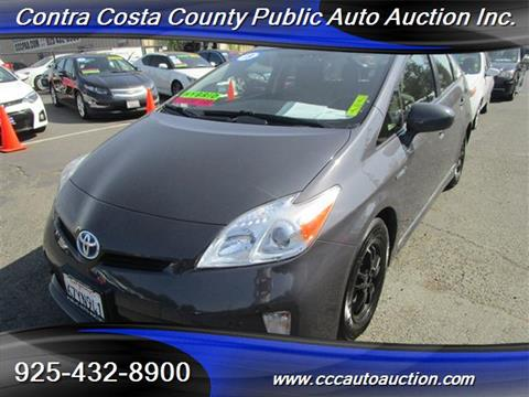 2013 Toyota Prius for sale in Pittsburg, CA