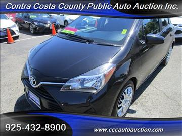 2015 Toyota Yaris for sale in Pittsburg, CA