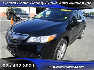 2013 Acura RDX for sale in Pittsburg, CA