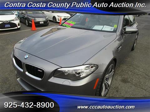2014 BMW M5 for sale in Pittsburg, CA