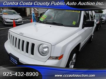 2014 Jeep Patriot for sale in Pittsburg, CA