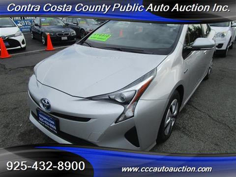 2016 Toyota Prius for sale in Pittsburg, CA