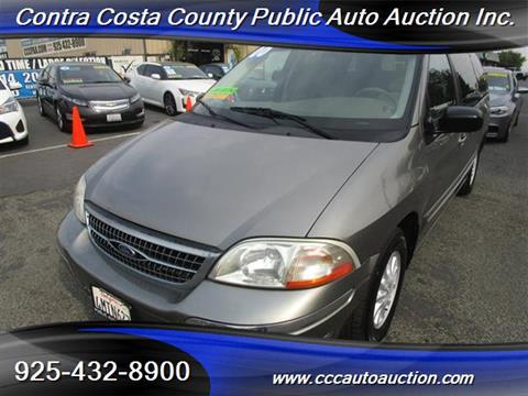 2000 Ford Windstar for sale in Pittsburg, CA