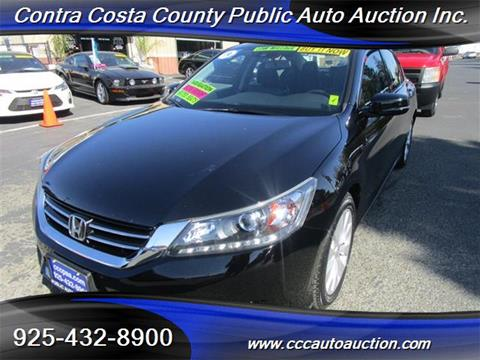 2014 Honda Accord for sale in Pittsburg, CA